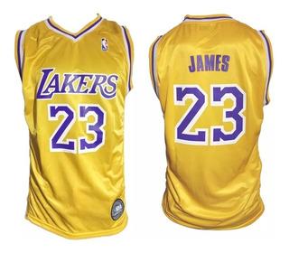 Camiseta Basquet Nba Lakers Lebron