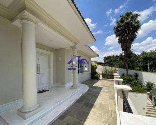 Casa A Venda Em Cotia Com 5 Dorms E 10 Vagas - Cond. Jardim Mediterrâneo - Ca00849 - 69442010