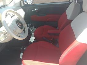 Fiat 500 Trendy 4cilelec,a/c Frio, Quemacocos,tpagacepto Aut