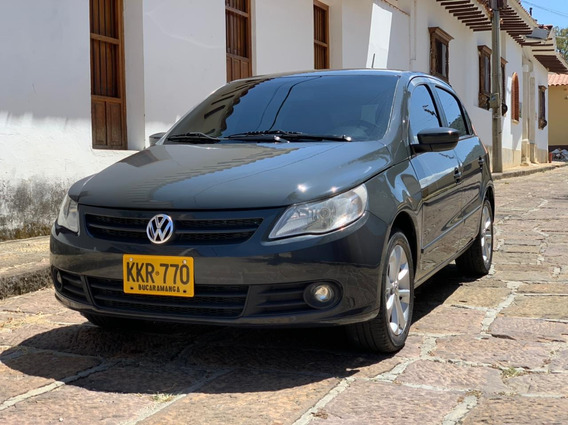 Volkswagen Gol1.6 Único Dueño Confortline Full 2011 73.000km
