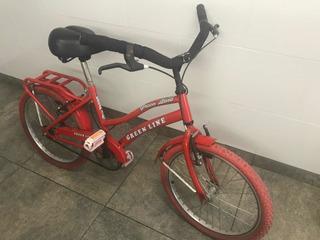 Bicicleta De Nena Usada Rodado 20