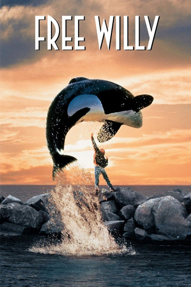 Dvd Free Willy 1,2,3 & 4