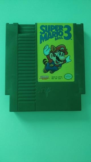 Super Mario Bros 3 Nes Original Nintendo Jogos Mídia Física