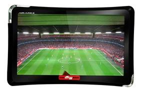 Gps Automotivo 4,3 Polegadas Tv Digital E Alerta De Radar
