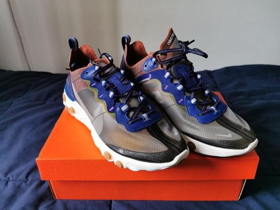 Tênis Nike React Element 87 Original Novo Sem Uso 42br