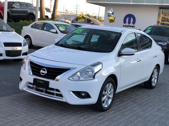 Nissan Versa 2015 1.6 Advance Mt
