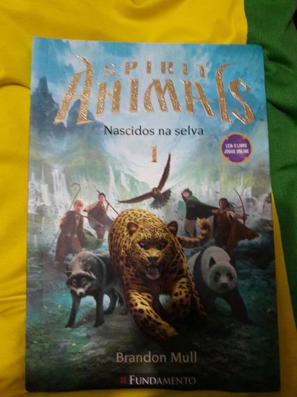 Spirit Animals Livro 1