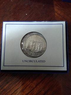 Moneda Nueva 1986 Medio Dollar Liberty Coin