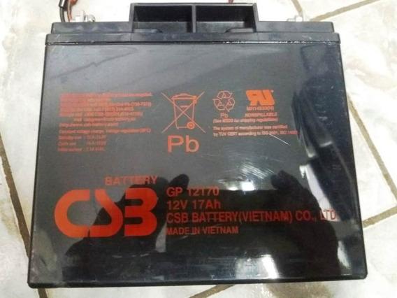 Bateria Nobreack 12v 17ah
