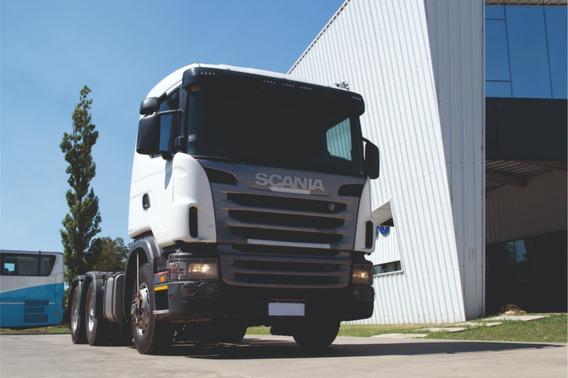 Scania G380 6x4