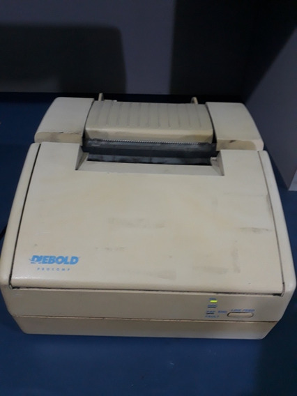 Impressora Diebold