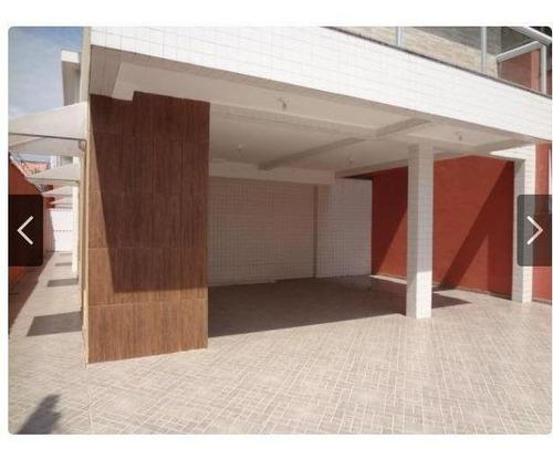 Casa Com 3 Dormitórios À Venda, 92 M² Por R$ 350.000,00 - Catiapoa - São Vicente/sp - Ca0761