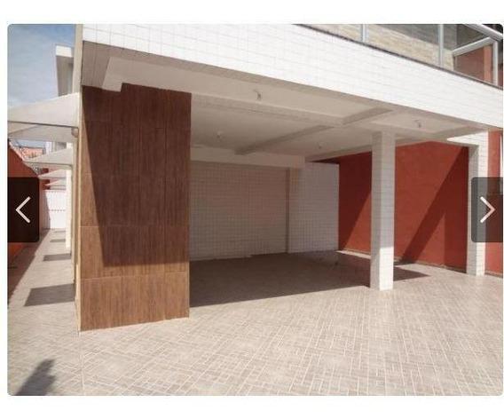 Casa Com 3 Dormitórios À Venda, 92 M² Por R$ 360.000,00 - Catiapoa - São Vicente/sp - Ca0761