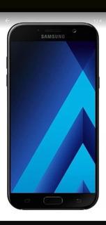 Celular Sasumg Galaxy A7 2017 32gb Color Negro