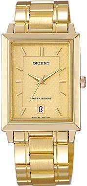 Reloj Orient Cuadrado Dorado