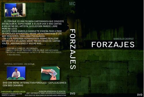 Forzajes (video Online) De Marcelo Casmuz - Bazar De Magia ...