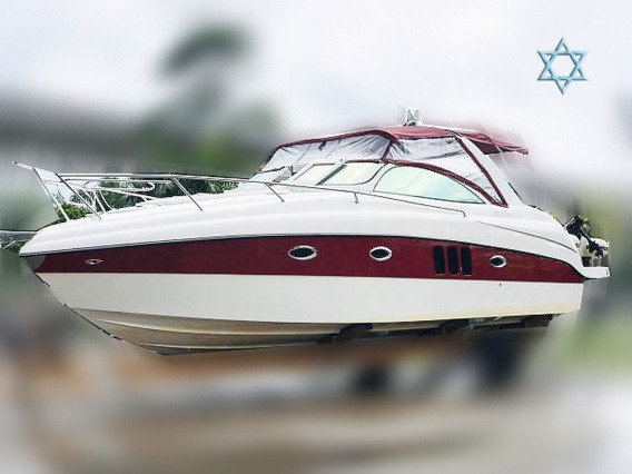 Lancha Cimitarra 340 Barco Iate N Catamarã Azimut Intermarin