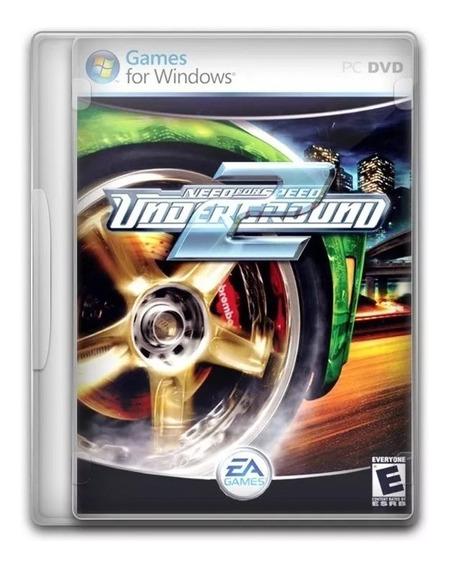 Need For Speed Underground 2 - Em Português - Digital - Pc