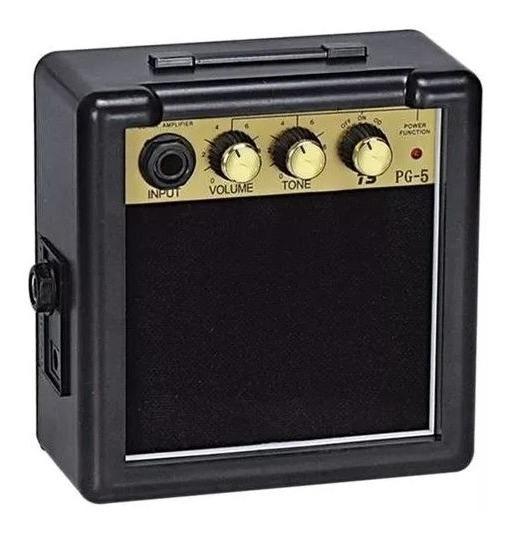 Mini Amplificador De Guitarra 5w | Amp Portátil - Excelente