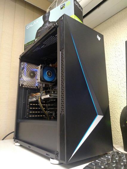 Pc Gamer Top I5, Gtx 1060 6gb, Ssd 240gb, Hd 500gb