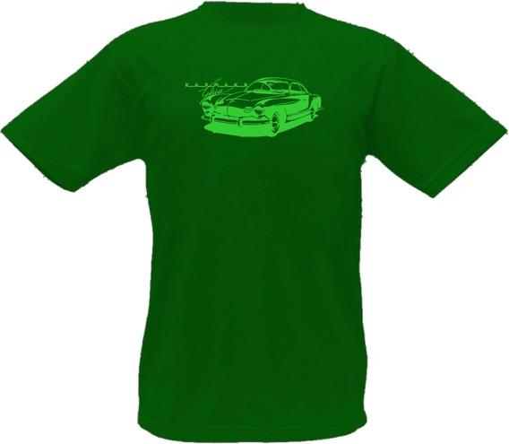 Camiseta Carro Karmann Ghia Antigo T-shirt