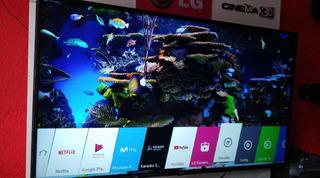 Remate De Televisor De 55 Pulgadas Smart En Perfecto Estado