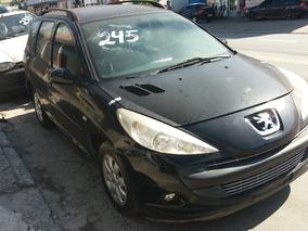Sucata Peugeot 207 Sw 1.4 2011 (somente Peças)