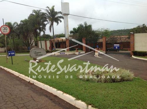 Imagem 1 de 4 de Terreno À Venda, 800 M² Por R$ 600.000,00 - Condomínio Lagoa Serena - Campinas/sp - Te0959