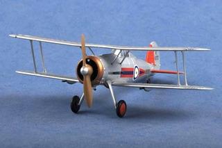 Gloster Gladiator Mk1 - 1/48 - Easy Model 39322