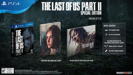 The Last Of Us Parte 2 Ps4 Aluguel 10 Dias