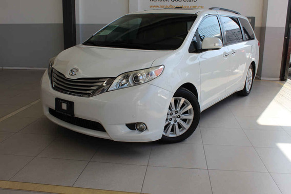 Toyota Sienna 2014 5p Limited V6/3.5 Aut
