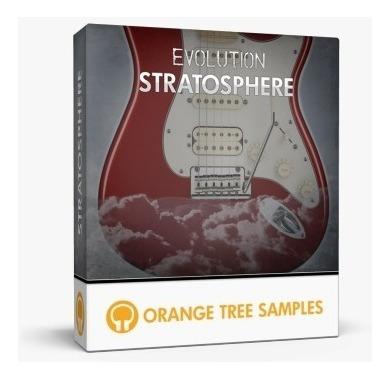 Evolution Stratosphere E Still Strings.