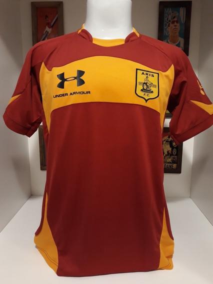 Camisa Futebol Aris Salonica Under Armour