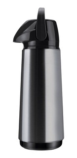 Garrafa Térmica Invicta Air Pot Slim Aço Inox 1,8 Litros