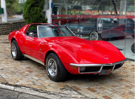 Chevrolet Corvette Targa Stingray 1971