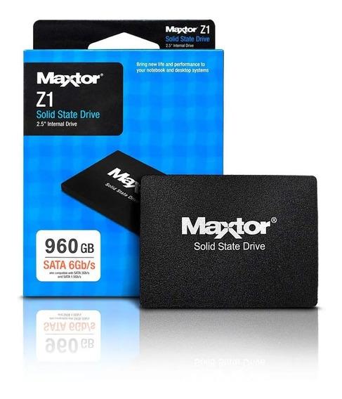 Ssd Maxtor Z1 960gb 2,5 Ya960vc10001 2sg105-570
