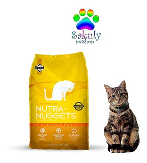 Nutra-nuggets 7.5kg - G A $ 16 - kg a $15