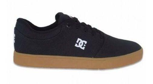 Tênis Dc Shoes Crisis Tx La Preto Adys100066l