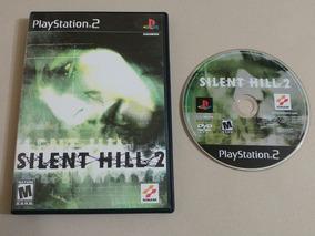 Play 2: Silent Hill 2 Americano Na Caixa Black Label! Raro!!
