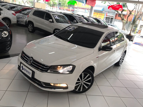 Volkswagen Passat 2.0 Tsi Dsg Gasolina Automático