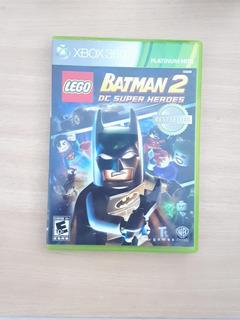 Juego Xbox 360 Lego Batman 2 Dc Super Heroes
