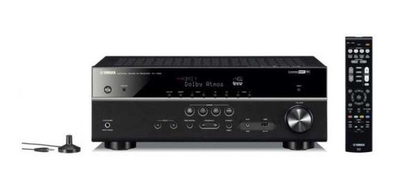 Receiver Av 7.2 Canais Com Musiccast Wifi Bluetooth Rx-v585b