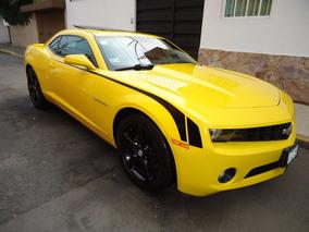Chevrolet Camaro Lt V6 Quemacocos Piel Rines 19 Pulg