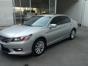 Honda Accord 2.4 Exl Sedan At 2014 $250,000.00