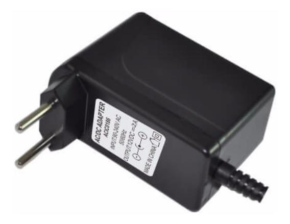 Fonte Chaveada 12vdc 2a Plug 2.1mm Unitel 1347