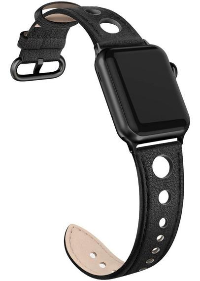 Correas Para Apple Watch De Piel Autentica