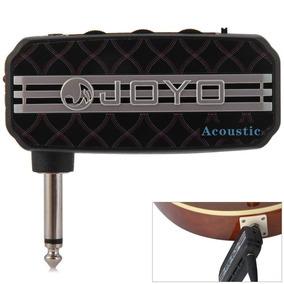 Mini Amplificador Mp3 Joyo (acoustic) - Frete Grátis