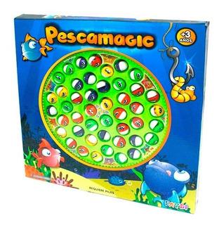 Pescamagic Original Dory 45 Piezas Con Canastas 5 Jugadores