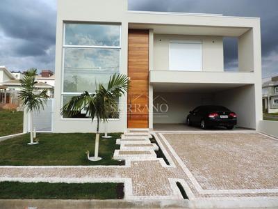 Casa Residencial À Venda, Condomínio Portal Do Jequitibá, Valinhos. - Codigo: Ca0122 - Ca0122