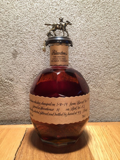 Whisky Blanton´s Single Barrel De Avellaneda A Temperley